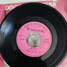 Discos de vinilo: JAIME MOREY - DISCOS FUNDADOR. Lote 56846389