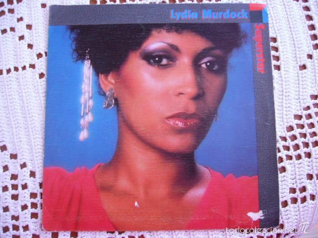 LYDIA MURDOCK SUPERSTAR EP 1983 (Música - Discos de Vinilo - EPs - Funk, Soul y Black Music)
