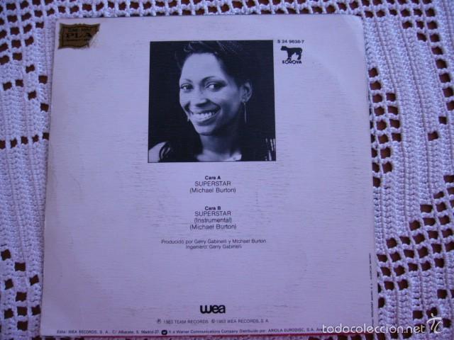 Discos de vinilo: Lydia Murdock Superstar EP 1983 - Foto 2 - 56853070