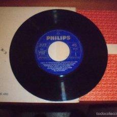 Discos de vinilo: SINGLE DISCO DE DEMOSTRACION PHILIPS. EDICION PHILIPS DE 1964.. Lote 56857993