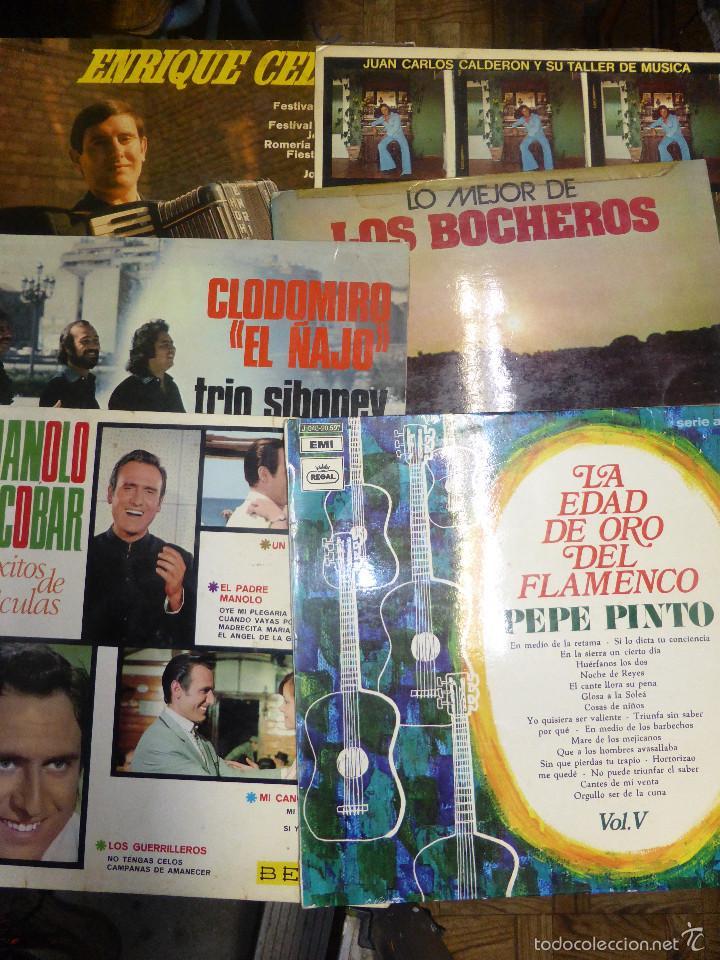 VINILOS LPS ORIGINALES VARIOS ARTISTAS 1 (Música - Discos de Vinilo - EPs - Solistas Españoles de los 70 a la actualidad)
