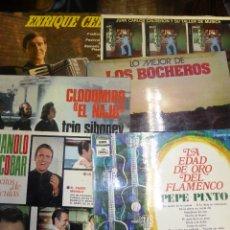 Discos de vinilo: VINILOS LPS ORIGINALES VARIOS ARTISTAS 1. Lote 56899482