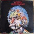 Discos de vinilo: LP - URBANIAX - BURNING CIRCUITS (PROMOCIONAL ESPAÑOL, CFE RECORDS 1985). Lote 56899648