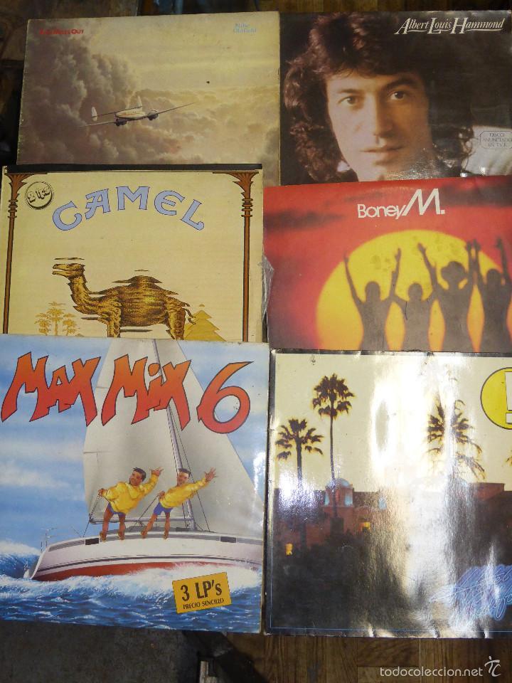 VINILOS LPS ORIGINALES VARIOS ARTISTAS 7 (Música - Discos de Vinilo - EPs - Solistas Españoles de los 70 a la actualidad)