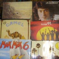 Discos de vinilo: VINILOS LPS ORIGINALES VARIOS ARTISTAS 7. Lote 56899683