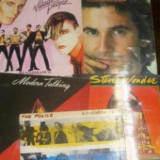 Discos de vinilo: VINILOS LPS ORIGINALES VARIOS ARTISTAS 9. Lote 56899822