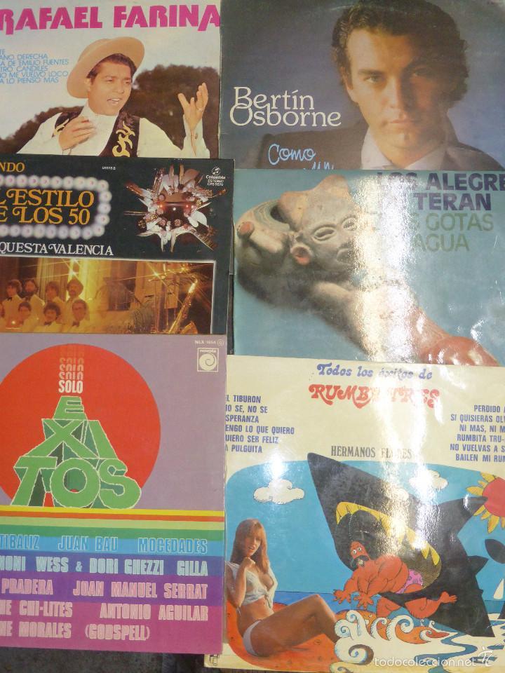 VINILOS LPS ORIGINALES VARIOS ARTISTAS 10 (Música - Discos de Vinilo - EPs - Solistas Españoles de los 70 a la actualidad)