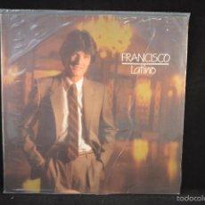 Discos de vinilo: FRANCISCO - LATINO - LP. Lote 56901414