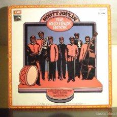 Discos de vinilo: LP VINYL - THE RED BACK BOOK (SCOTT JOPLIN) (VG / VG+). Lote 56903815