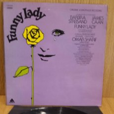 Discos de vinilo: B.S.O. !! FUNNY LADY / ORIGINAL SOUNDTRACK. LP-GATEFOLD / ARISTA RECORDS - 1975 / LUJO. ****/****. Lote 56904448