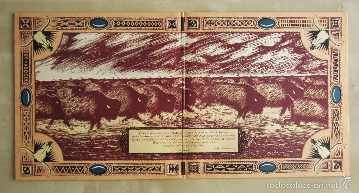 Discos de vinilo: LA FRONTERA - CAPTURADOS VIVOS - ALBUM DOBLE EN VINILO ORIGINAL PRIMERA EDICION POLYGRAM 1992 - Foto 4 - 56907453