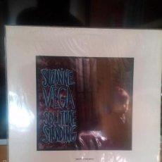 Discos de vinilo: SUZANNE VEGA - SOLITUDE STANDING. Lote 56910257