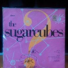 Discos de vinilo: SUGARCUBES - DEUS. Lote 56910275
