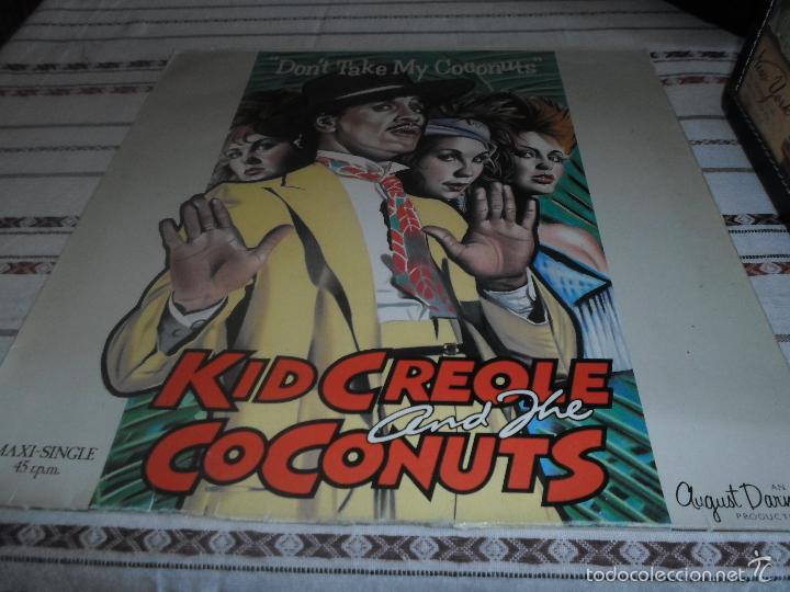 KID CREOLE & THE COCONUTS (Música - Discos de Vinilo - Maxi Singles - Pop - Rock Internacional de los 70)