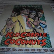 Discos de vinilo: KID CREOLE & THE COCONUTS. Lote 56912440