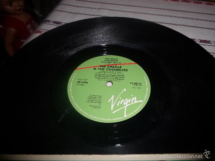 Discos de vinilo: KID CREOLE & THE COCONUTS - Foto 2 - 56912440