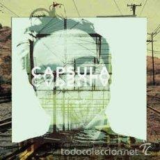 Discos de vinilo: CAPSULA - CAPSULA (GAZTELUPEKO HOTSAK, GH 12LP, LP, GATEFOLD, 2012). Lote 56912943