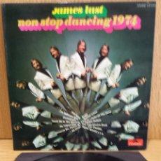 Discos de vinilo: JAMES LAST. NON STOP DANCING 1974. LP / POLYDOR - 1974 / CALIDAD LUJO. ****/****. Lote 56919520