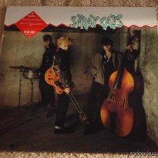 Discos de vinilo: STRAY CATS - STRAY CATS, 1ª ED - 1981 LP33 ARISTA RECORDS. Lote 56923684