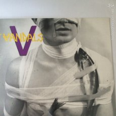 Discos de vinilo: THE VANDALS-FEAR OF A PUNK PLANET-1991-NUEVO. Lote 56923950