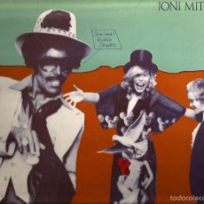 Discos de vinilo: DOBLE LP JONI MITCHELL : DON JUAN´S (ORIGINAL UK, GATEFOLD ). Lote 56925953