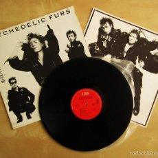 Discos de vinilo: PSYCHEDELIC FURS - MIDNIGHT TO MIDNIGHT - VINILO ORIGINAL PRIMERA EDICION1986 CBS RECORDS. Lote 56927177