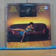 Discos de vinilo: MINNIE RIPERTON - STAY IN LOVE. A ROMANTIC FANTASY SET TO MUSIC - EPIC PE 34191 - 1977 - EDICION USA. Lote 56927225