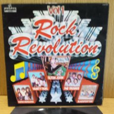 Discos de vinilo: ROCK REVOLUTION.VOL. 1. LP / PICKWICK / MBC. ***/***. Lote 56927384