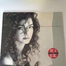 Discos de vinilo: GLORIA ESTEFAN-CUTS BOTH WAYS. Lote 56927499