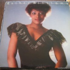 Discos de vinilo: ESTHER WILLIAMS - INSIDE OF ME - LP RCA USA 1981. Lote 56931671