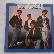 Discos de vinilo: TREEPOLI - ABRIL 1990 LP 1990. Lote 56938862