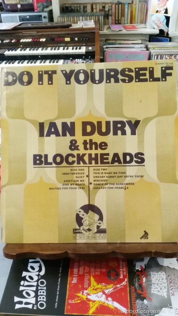 Ian dury the blockheads do it yourself qui comprar discos lp ian dury the blockheads do it yourself quiet dont ask solutioingenieria Gallery