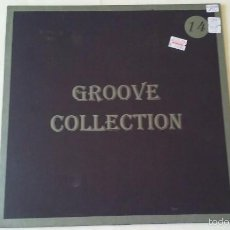 Discos de vinilo: VARIOUS - GROOVE COLLECTION 14. Lote 56946632