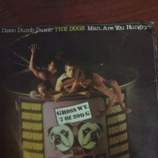 Discos de vinilo: THE DOGS-DISCO DUMB DUMB-PROMO NUEVO!!. Lote 56948140