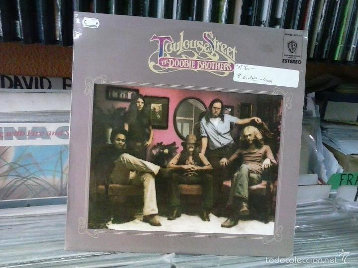 TOULOUSE STREET,,THE DOOBIE BROTHERS (Música - Discos - LP Vinilo - Pop - Rock - Extranjero de los 70)
