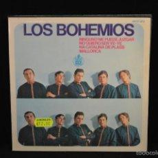 Discos de vinilo: LOS BOHEMIOS - NINGUNO ME PUEDE JUZGAR +3 - EP. Lote 56955563