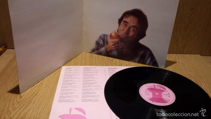 Discos de vinilo: SERRAT. FA 20 ANYS QUE TINC 20 ANYS. LP-GATEFOLD / ARIOLA - 1984 / LUJO. ****/**** - Foto 2 - 56962258