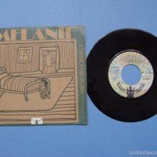 Discos de vinilo: VINILO SINGLE: MELANIE (ALEXANDER BEETLE) BUDDAH RECORDS, 1971. ¡ORIGINAL! COLECCIONISTA. Lote 56965330