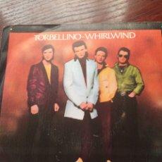 Discos de vinilo: TORBELLINO-WHIRLWIND-SABE DIOS-ROCKABILLY-NUEVO!!. Lote 56966381