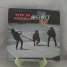 Discos de vinilo: MAZO - VIVE LA MÚSICA. Lote 56967188