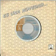Discos de vinilo: LOS DIABLOS SINGLE GRACIAS AMIGOS - EL PEZ.1993. Lote 56969021