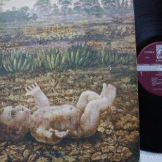 Discos de vinilo: DIOPTRIA - OM PAU RIBA- LP 1ª EDICION 1969 CONCENTRIC- VINILO COMO NUEVO. IMPECABLE.. Lote 56972119