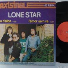 Discos de vinilo: LONE STAR, RAREZA, COMO NUEVO. Lote 56973089