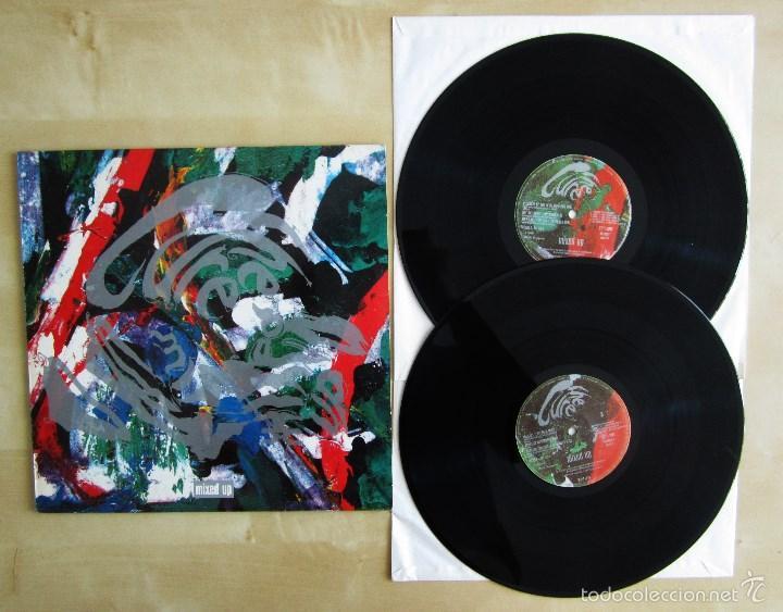 THE CURE - MIXED UP - DOBLE ALBUM VINILO ORIGINAL FICTION RECORDS 1990 EDICION ESPAÑA (Música - Discos - LP Vinilo - Pop - Rock - New Wave Extranjero de los 80)