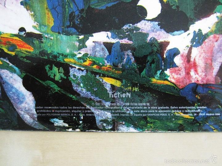 Discos de vinilo: THE CURE - MIXED UP - DOBLE ALBUM VINILO ORIGINAL FICTION RECORDS 1990 EDICION ESPAÑA - Foto 4 - 56974497