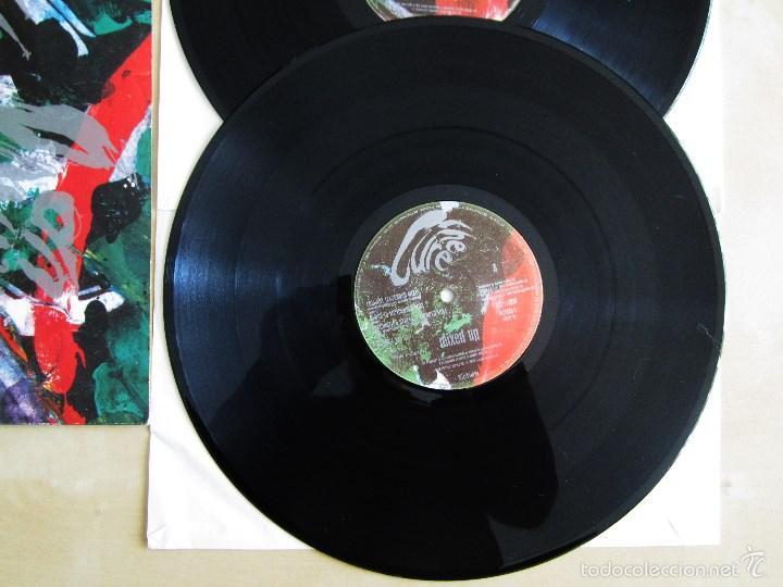 Discos de vinilo: THE CURE - MIXED UP - DOBLE ALBUM VINILO ORIGINAL FICTION RECORDS 1990 EDICION ESPAÑA - Foto 7 - 56974497