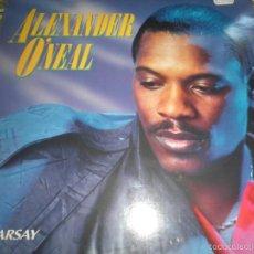 Discos de vinilo: ALEXANDER O´NEAL - HEARSAY LP - ORIGINAL HOLANDES - TABU/CBS 1987 FUNDA INT. ORIGINAL MUY NUEVO(5) -. Lote 56976242
