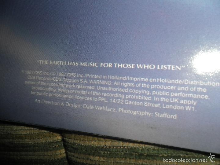 Discos de vinilo: ALEXANDER O´NEAL - HEARSAY LP - ORIGINAL HOLANDES - TABU/CBS 1987 FUNDA INT. ORIGINAL MUY NUEVO(5) - - Foto 4 - 56976242