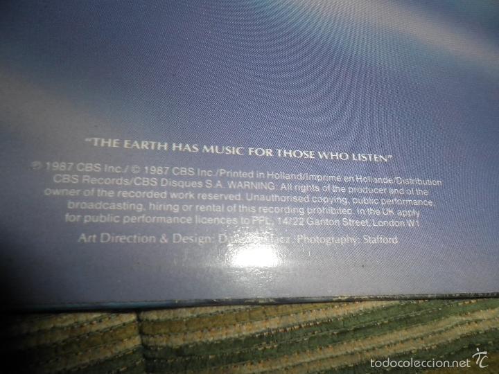 Discos de vinilo: ALEXANDER O´NEAL - HEARSAY LP - ORIGINAL HOLANDES - TABU/CBS 1987 FUNDA INT. ORIGINAL MUY NUEVO(5) - - Foto 5 - 56976242