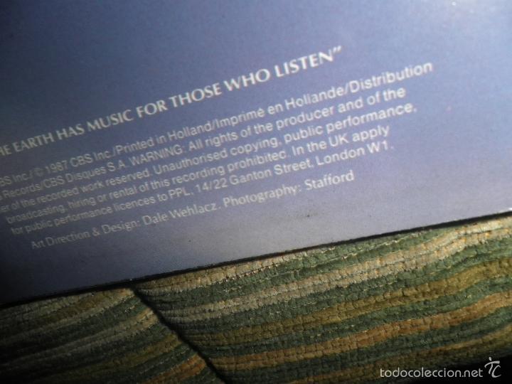 Discos de vinilo: ALEXANDER O´NEAL - HEARSAY LP - ORIGINAL HOLANDES - TABU/CBS 1987 FUNDA INT. ORIGINAL MUY NUEVO(5) - - Foto 6 - 56976242